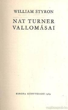 William STYRON - Nat Turner vallomásai [antikvár]