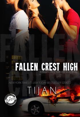 Tijan - Fallen Crest High [nyári akció]