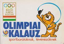 Olimpiai kalauz 1988 Szöul [antikvár]