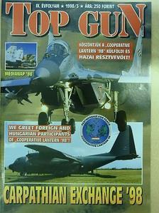 Gál József - Top Gun 1998. május [antikvár]