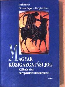 Bándi Gyula - Magyar közigazgatási jog [antikvár]