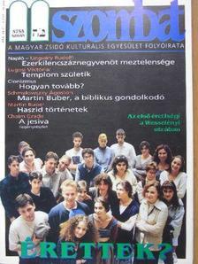 Bacskai Sándor - Szombat 1995. június [antikvár]