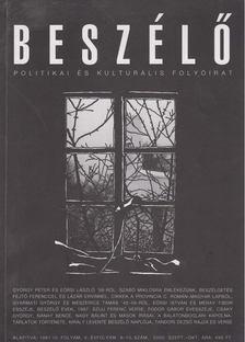 Kiss Ilona - Beszélő 2000. szeptember-október 9-10. szám [antikvár]
