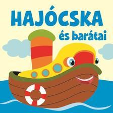 Szalay Könyvkiadó - Fürdőskönyv: Hajócska és barátai