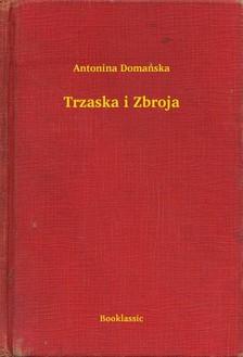 Domañska Antonina - Trzaska i Zbroja [eKönyv: epub, mobi]