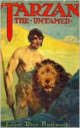 Edgar Rice Burroughs - Tarzan the Untamed [eKönyv: epub, mobi]