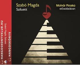 SZABÓ MAGDA - SZILUETT - HANGOSKÖNYV