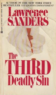 SANDERS, LAWRENCE - The Third Deadly Sin [antikvár]