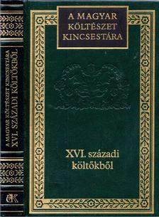 Lator László - XVI. századi költőkből [antikvár]