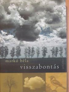 Markó Béla - Visszabontás [antikvár]