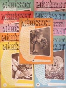 Kálmán Gyula - Méhészet 1962., 1964-1969. (vegyes számok) (12 db) [antikvár]