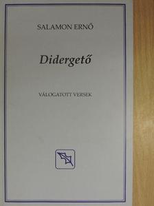 Salamon Ernő - Didergető (dedikált példány) [antikvár]