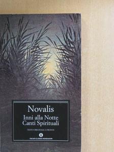 Novalis - Inni Alla Notte/Canti Spirituali [antikvár]