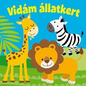 Szalay Könyvkiadó - Fürdőskönyv: Vidám állatkert
