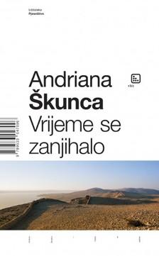 ©kunca Andriana - Vrijeme se zanjihalo [eKönyv: epub, mobi]