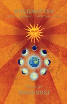 Szalay Zita (szerk.) - Holdnaptár  2020/2021 [eKönyv: pdf]