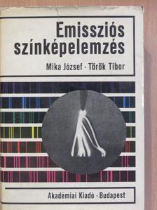 Mika József - Emissziós színképelemzés [antikvár]