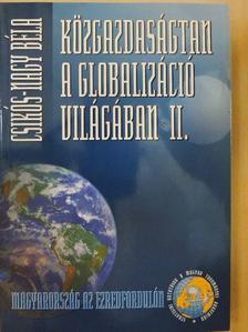 Csikós-Nagy Béla - Közgazdaságtan a globalizáció világában II. [antikvár]