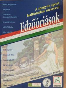 Boda Ildikó - Edzőóriások [antikvár]