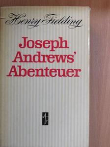 Henry Fielding - Joseph Andrews' Abenteuer [antikvár]