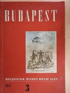 Benedek András - Budapest 1947. március [antikvár]