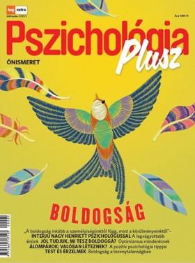 HVG Extra Pszichológia Plusz 2020/1 - Boldogság különszám [eKönyv: pdf]