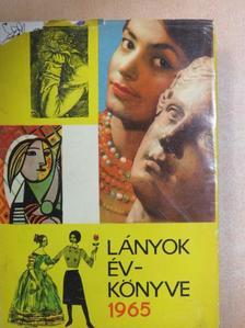 Aba Iván - Lányok Évkönyve 1965 [antikvár]