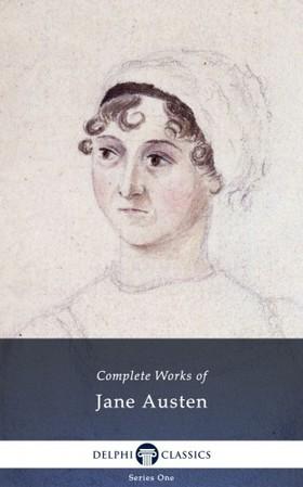 Jane Austen - Delphi Complete Works of Jane Austen (Illustrated) [eKönyv: epub, mobi]