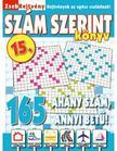 CSOSCH KIADÓ - ZsebRejtvény SZÁM SZERINT Könyv 15.