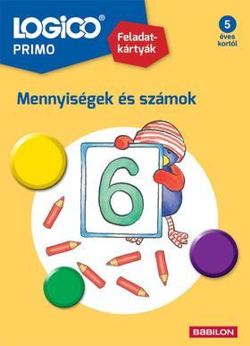 LOGICO Primo 1237 - Mennyiségek és számok