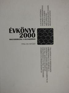 Albert Fruzsina - Évkönyv 2000 [antikvár]