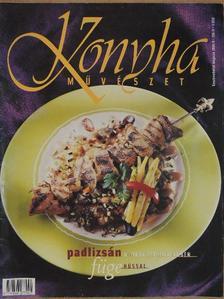 Esterházy Péter - Konyhaművészet 2000/4. [antikvár]