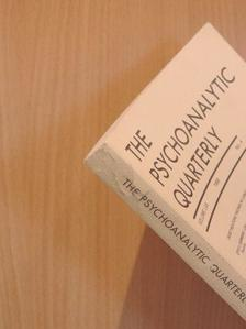 André Lussier - The Psychoanalytic Quarterly 1988/4. [antikvár]