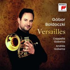 COUPERIN, RAMEAU, BLAVET... - VERSAILLES CD GÁBOR BOLDOCZKI