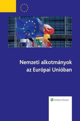 Nemzeti Alkotmányok az Eu-ban [eKönyv: epub, mobi]