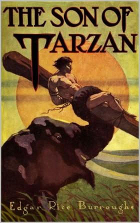 Edgar Rice Burroughs - The Son of Tarzan [eKönyv: epub, mobi]