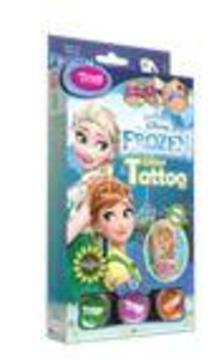 Frozen Disney tetoválások