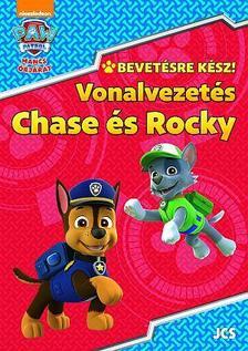 Mancs Őrjárat - Bevetésre kész! - Vonalvezetés - Chase és Rocky