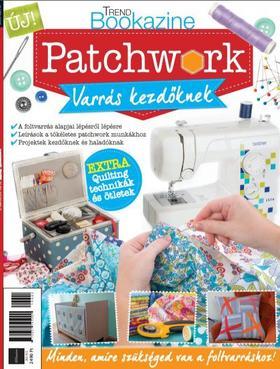 Kurdi Gabriella - szerk. - Trend Bookazine: Patchwork