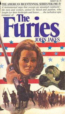 John Jakes - The Furies [antikvár]
