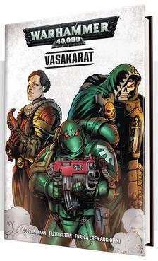 George Mann, Tazio Bettin - Warhammer 40.000: Vasakarat