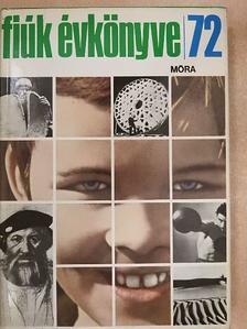 Csoóri Sándor - Fiúk Évkönyve 1972 [antikvár]