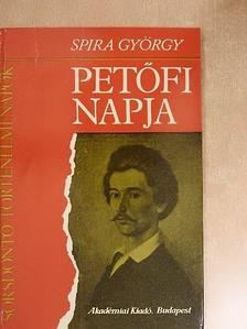 Spira György - Petőfi napja [antikvár]