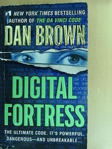 Dan Brown - Digital Fortress [antikvár]