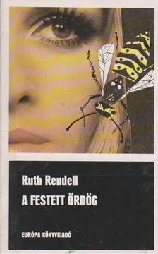 Ruth Rendell - A festett ördög [antikvár]