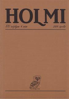 Réz Pál - Holmi 2009. április [antikvár]