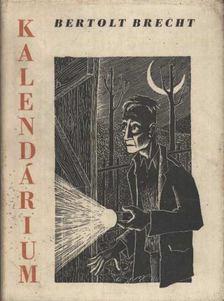 Brecht, Bertolt - Kalendárium [antikvár]
