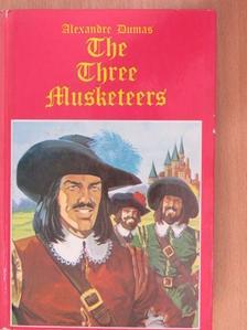 Alexandre Dumas - The Three Musketeers [antikvár]
