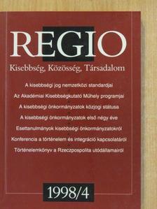 Ács Zoltán - Regio 1998/4. [antikvár]