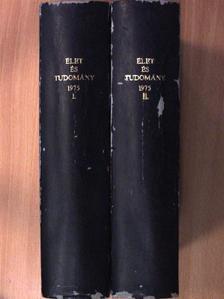 Antalffy Gyula - Élet és Tudomány 1975. (nem teljes évfolyam) I-II. [antikvár]
